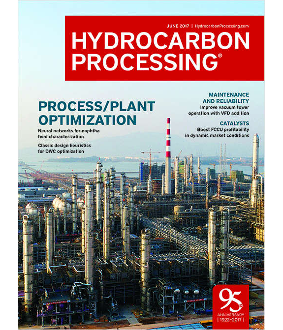 Hydrocarbon Processing Screenshot