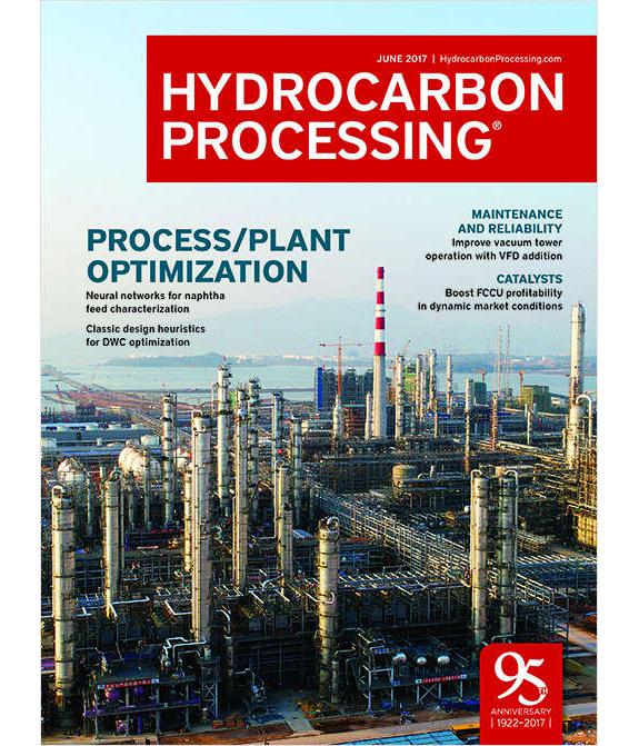 Hydrocarbon Processing Screenshot
