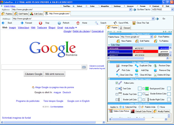 Iconico Web Tools A La Carte Screenshot 16