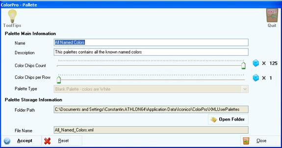 Iconico Web Tools A La Carte Screenshot 14