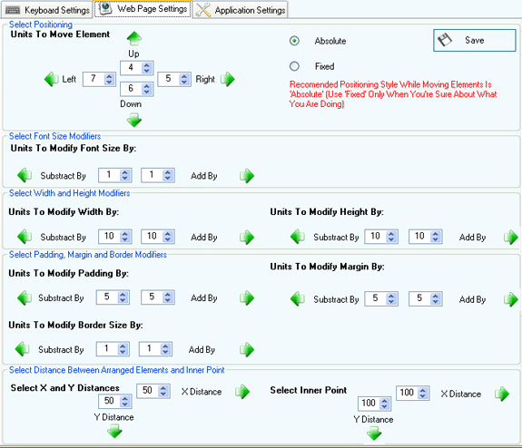 Iconico Web Tools A La Carte, Development Software, Web Development Software Screenshot