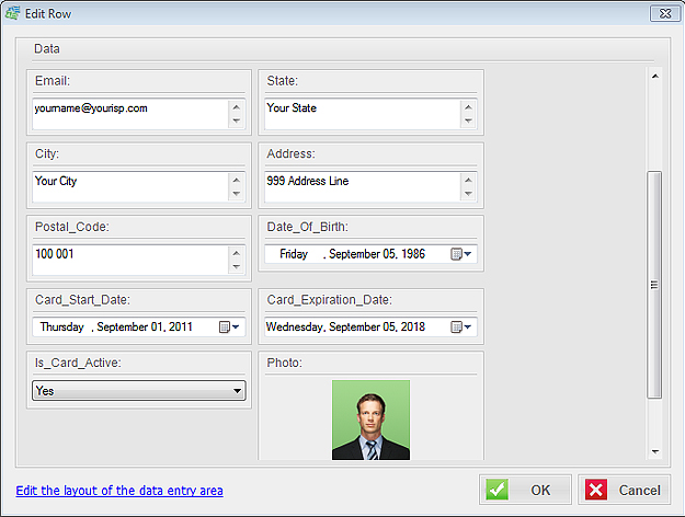 ID Card Workshop - Single User Full License, Business & Finance Software Screenshot