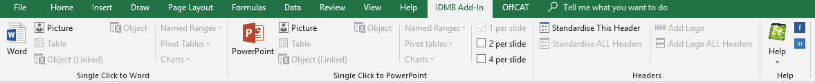 IDMB Excel Supercharger - Lite Screenshot