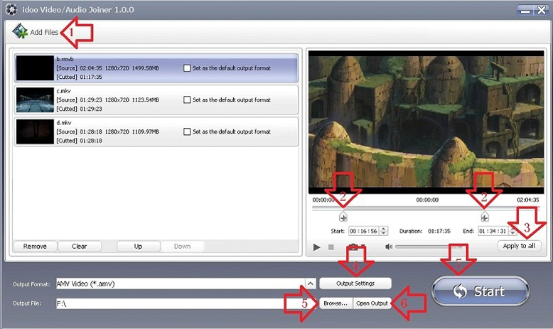 idoo Video Editor Pro - Video Editing Software Discount for