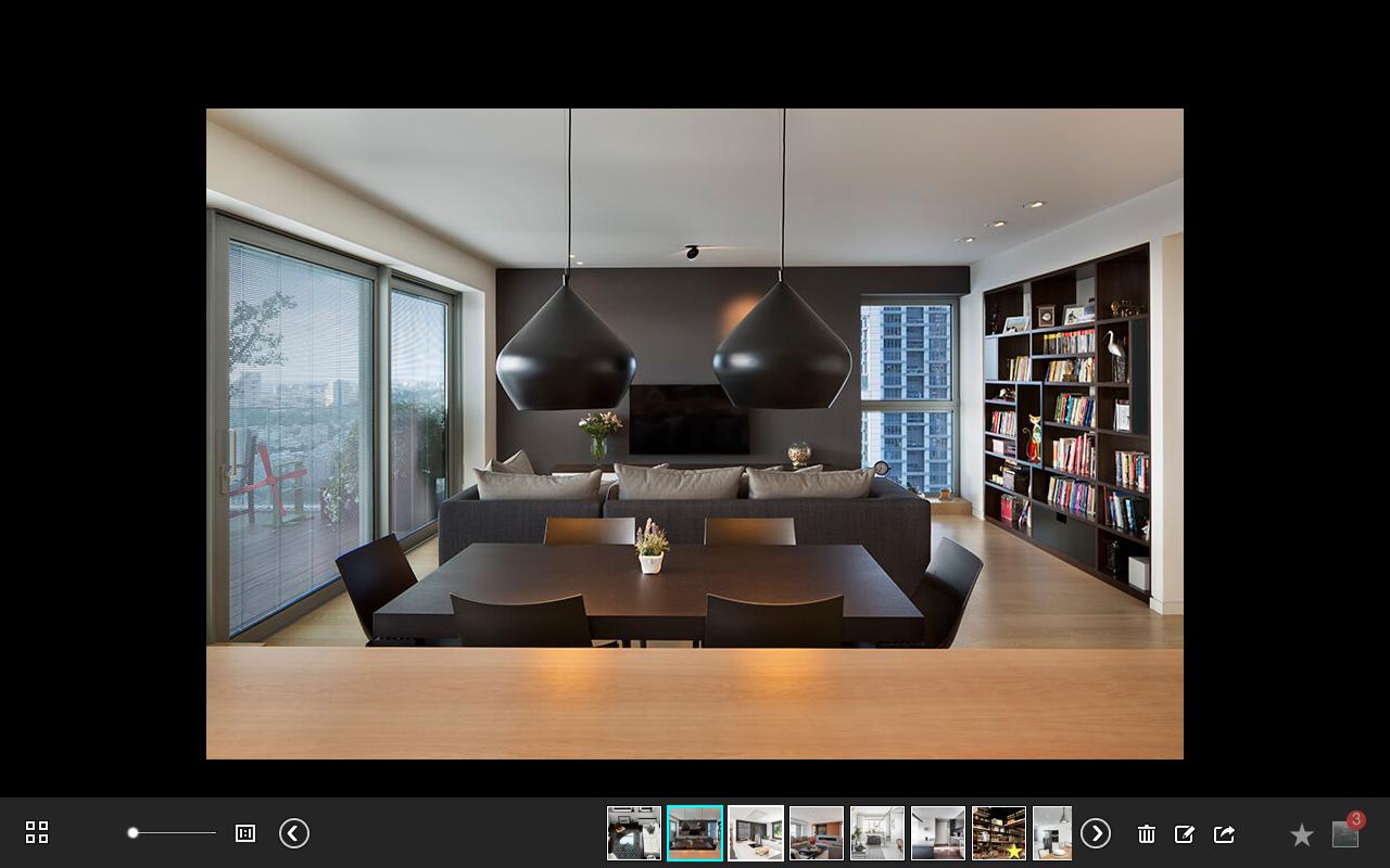 iFotosoft Photo Viewer for Mac, Image Viewer Software Screenshot
