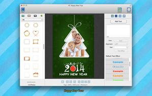 iGreetingCard Holidays Screenshot