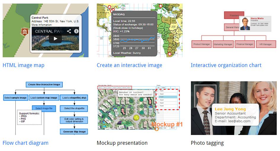 Design, Photo & Graphics Software, iiCreator Interactive Image Creator Screenshot