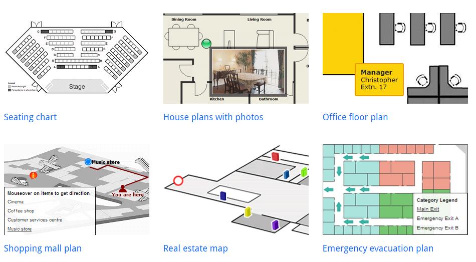 Photo Editing Software, iiCreator Interactive Image Creator Screenshot