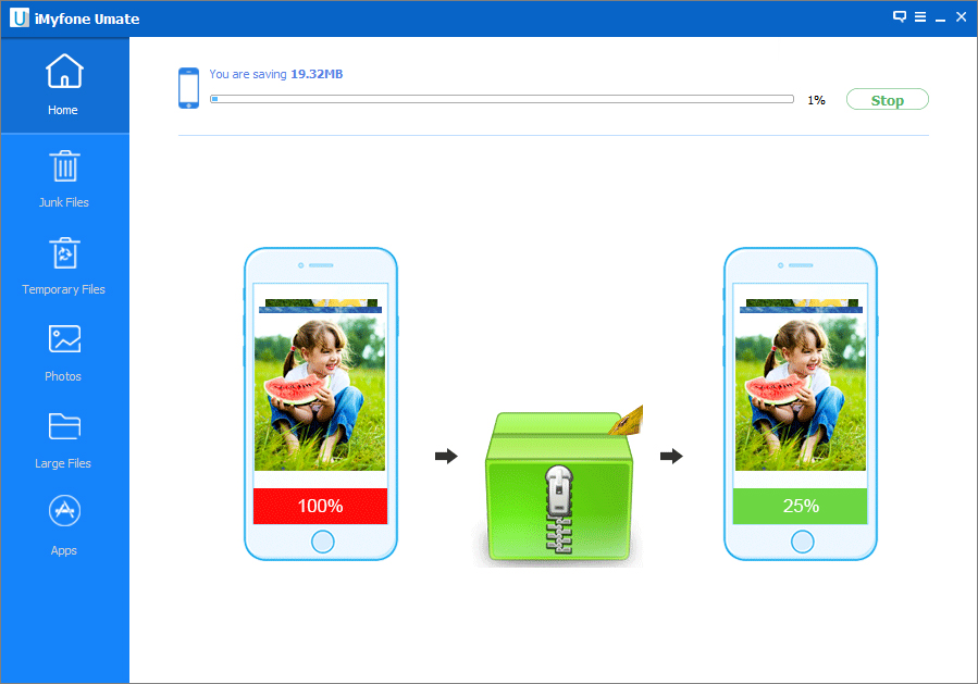 Other Utilities Software, iMyfone Umate (Family License) Screenshot