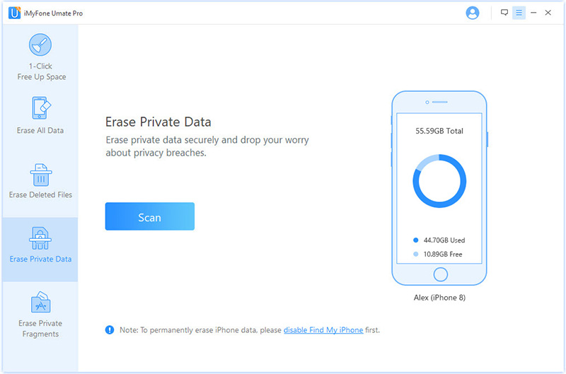iMyfone Umate Pro (Family License) Screenshot 14