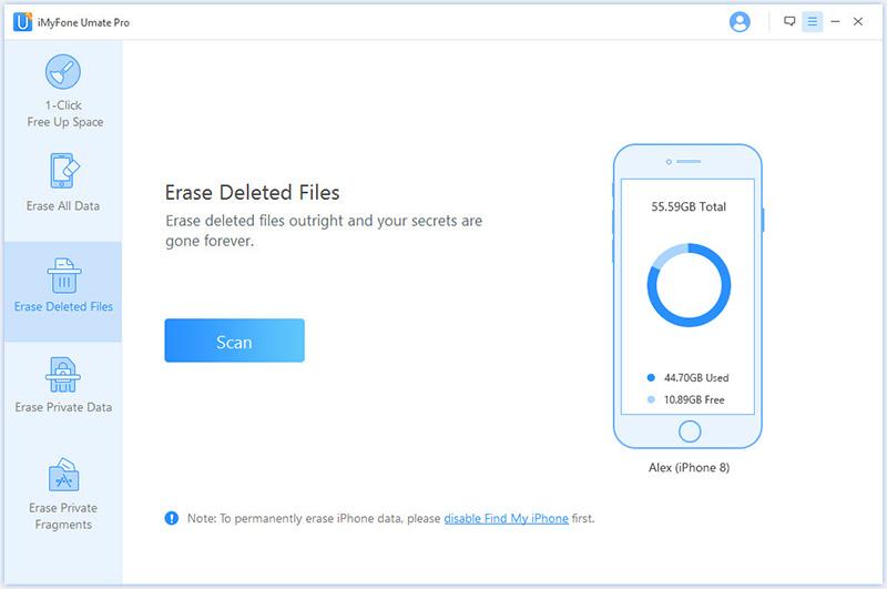 iMyfone Umate Pro (Family License) Screenshot 8