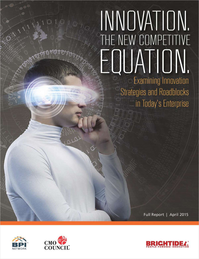 Innovation: The New Competitive Equation Screenshot