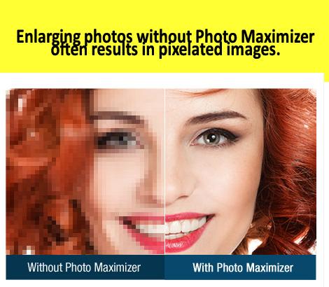 InPixio Photo Maximizer 3 Pro, Photo Editing Software Screenshot