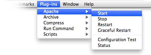 FTP Software, Interarchy Screenshot
