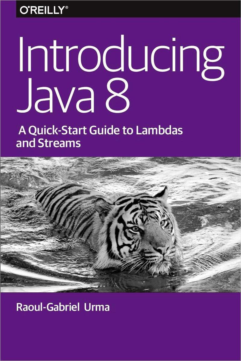 Introducing Java 8 Screenshot