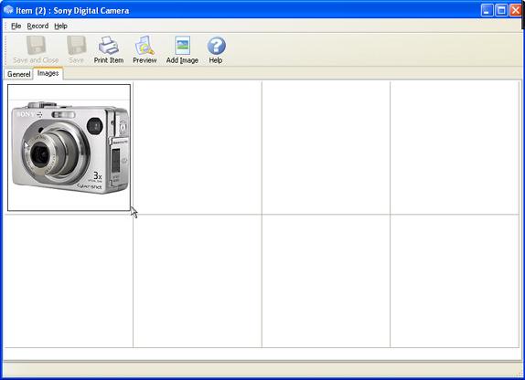InventoryBuilder Enterprise, Business Management Software Screenshot