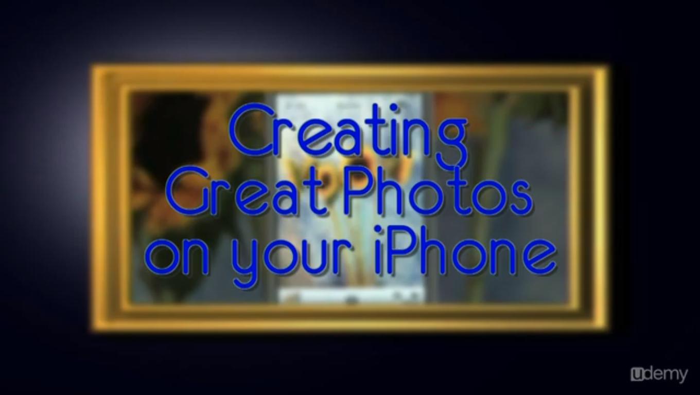 iPhone Photography Secrets Screenshot