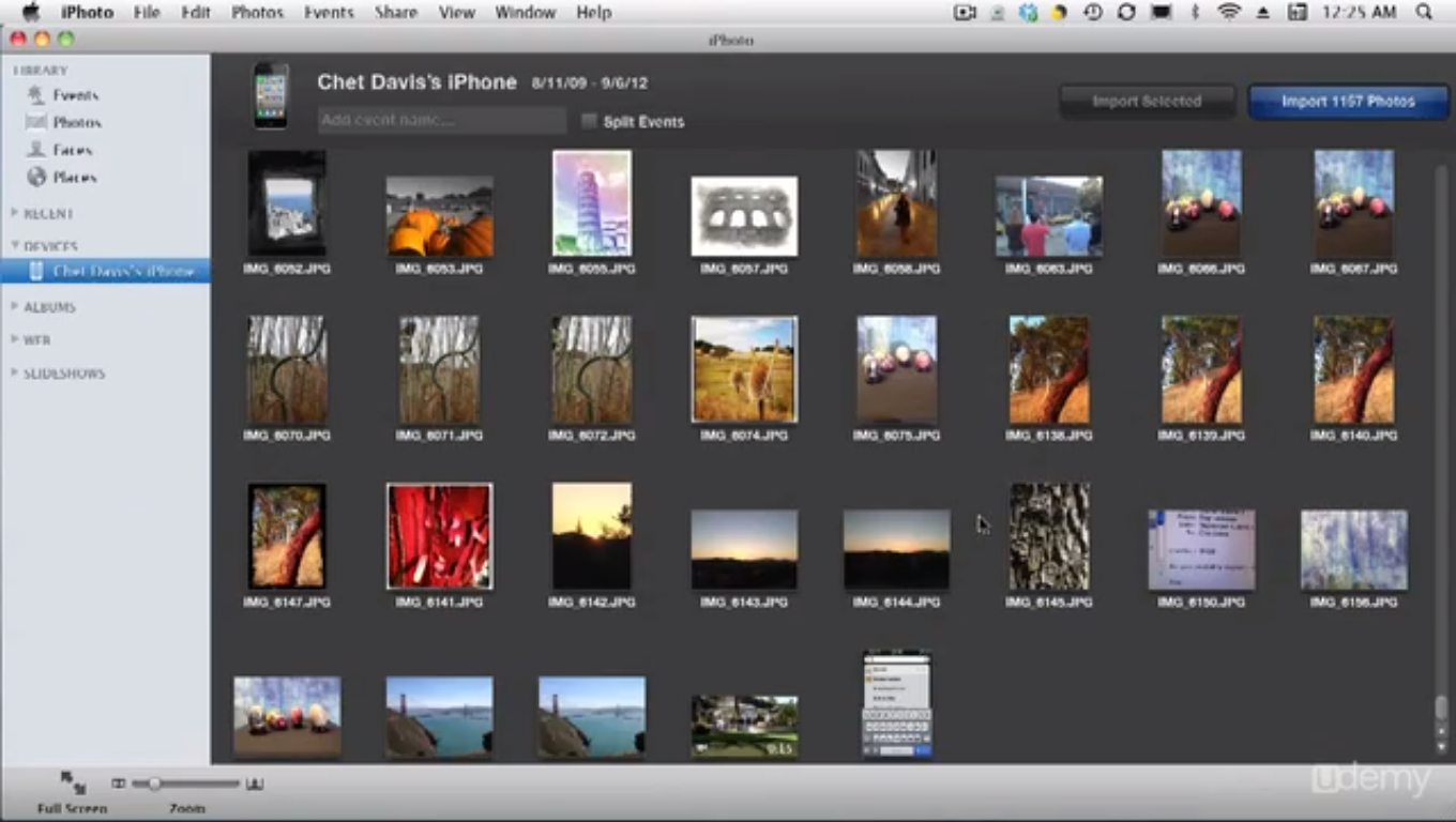 iPhone Photography Secrets, Learning and Courses Software Screenshot