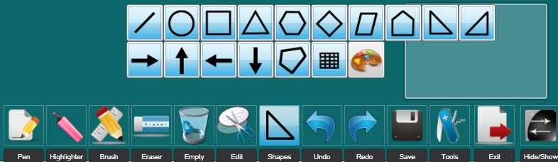 Business & Finance Software, iWiiBoard Whiteboard Software Screenshot