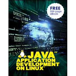 Java Application Development on Linux - Free 599 Page eBook Screenshot