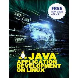 Java Application Development on Linux - Free 599 Page eBook Screenshot