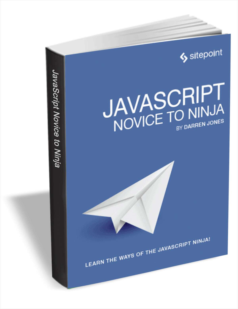 JavaScript: Novice to Ninja (FREE) Regularly $30 Screenshot
