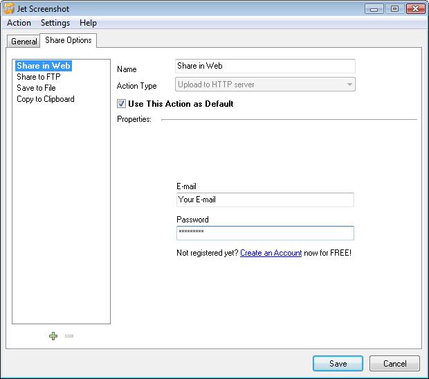Screenshot Software, Jet Screenshot Screenshot