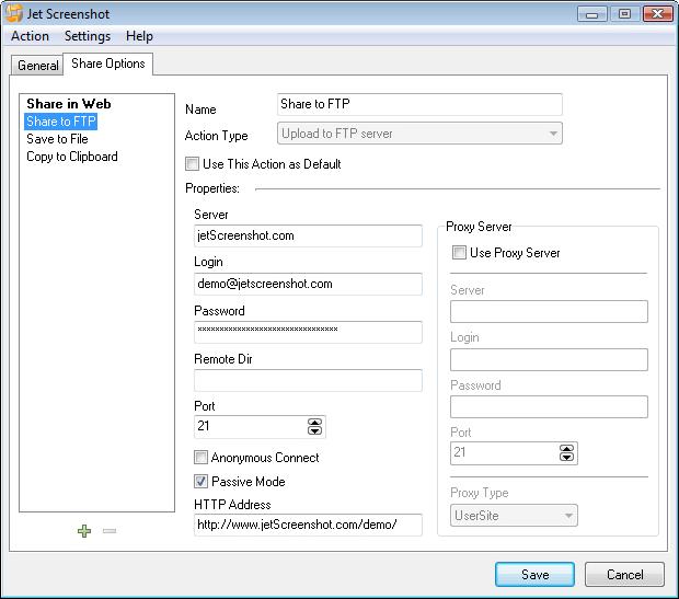 Design, Photo & Graphics Software, Jet Screenshot Screenshot