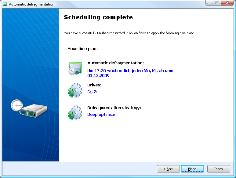 Hard Drive Software, JetDrive Ultimate Screenshot