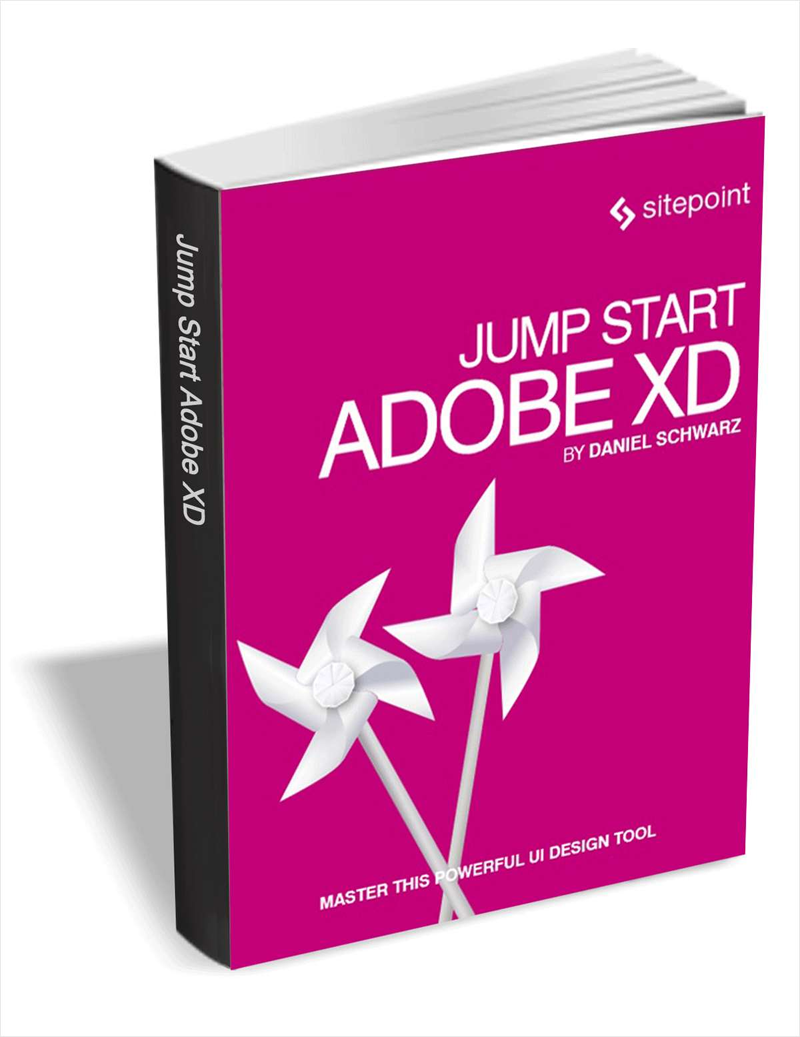 Jump Start Adobe XD ($14 Value FREE For a Limited Time) Screenshot