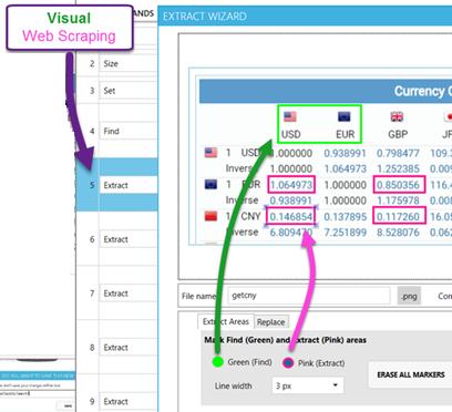 Macros Software Screenshot