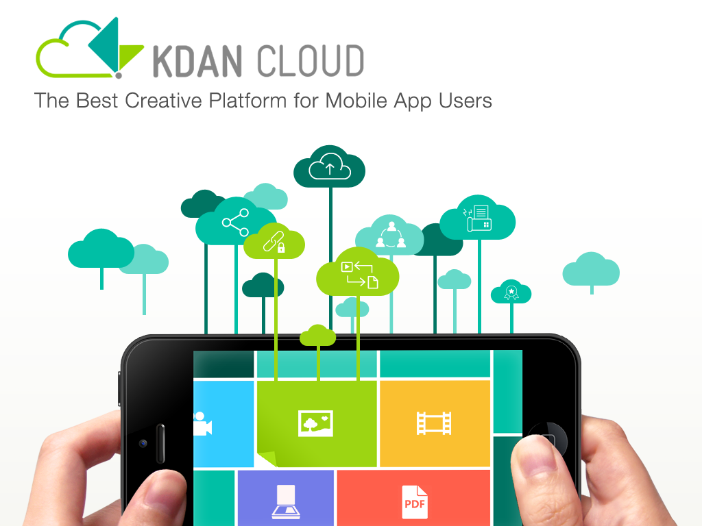 Productivity Software, Kdan Cloud - Creative App Series 12-Month Subscription Screenshot