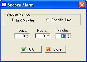 Kirby Alarm Pro Screenshot 8