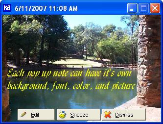 Kirby Alarm Pro Screenshot 12