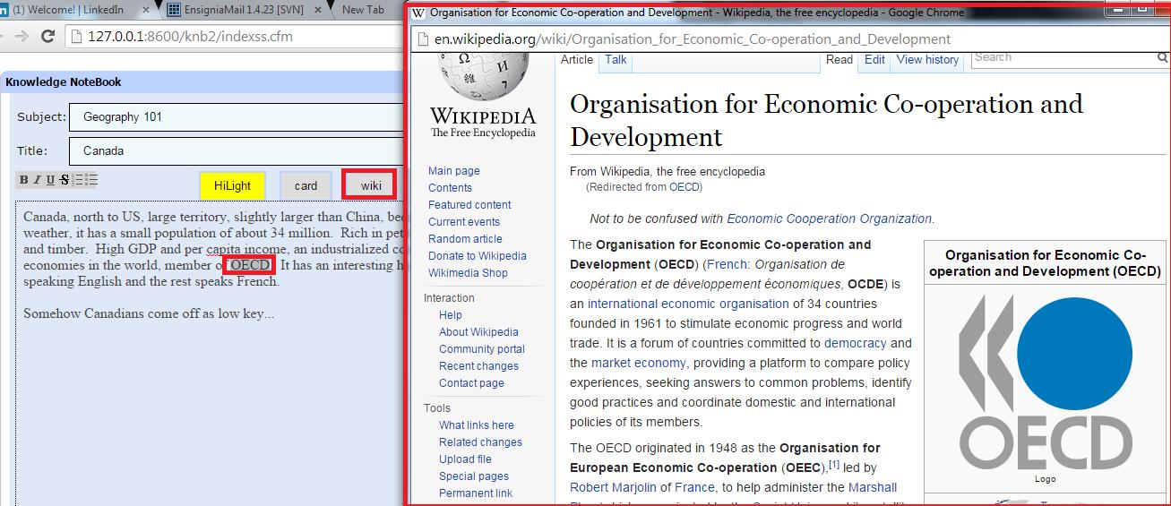 Knowledge NoteBook Screenshot 8