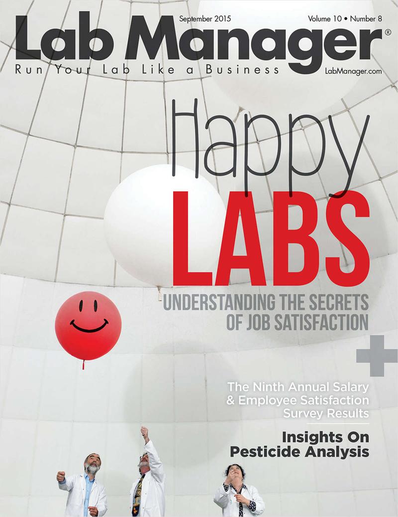 Lab Manager Magazine® Screenshot