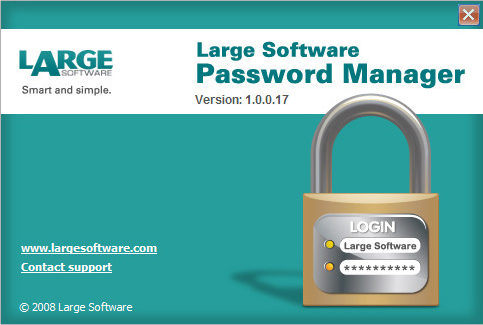 LargeSoftware Utility Suite, Security Software Screenshot