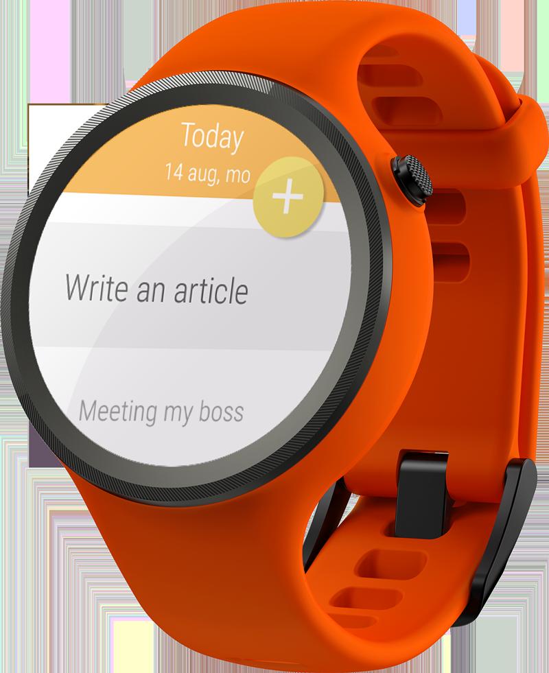 Productivity Software, LeaderTask Daily Planner Screenshot