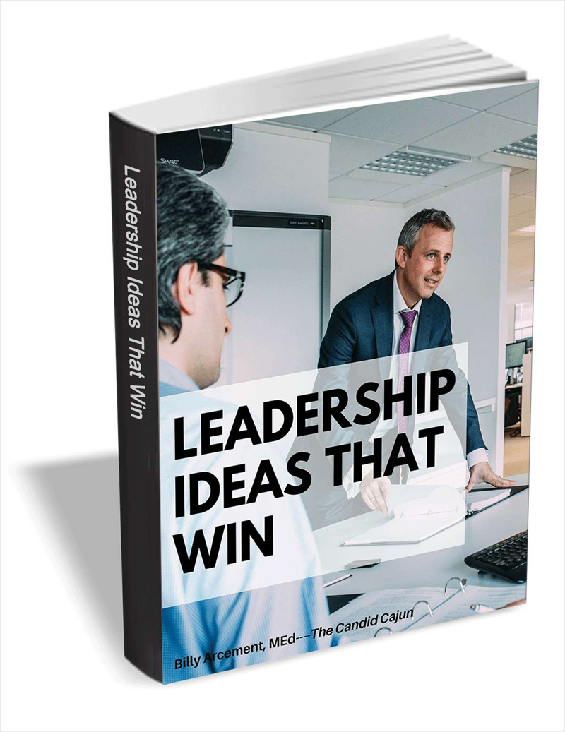 Leadership Ideas that Win Screenshot