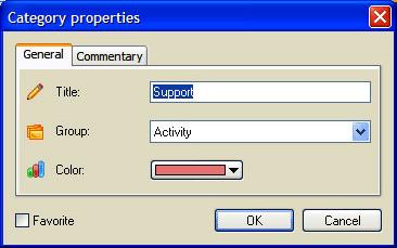 Productivity Software, LeaderTask Screenshot
