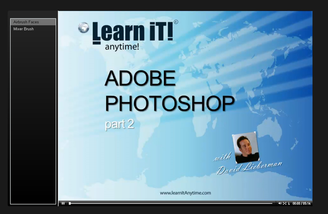 Learn iT! Anytime, Learning and Courses Software Screenshot