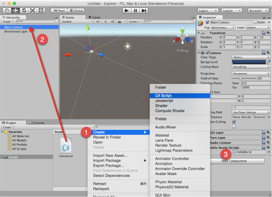 Learn To Code By Making Games Bundle – Complete Unity Developer + Free Complete Blender 3D Modeling Courses Screenshot