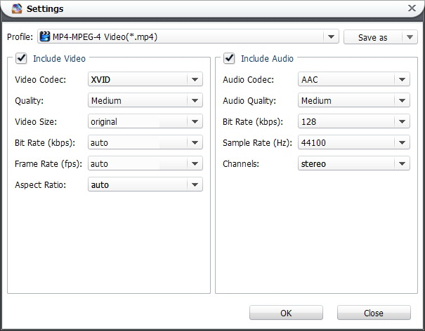 Leawo Video Converter Pro, Video Converter Software Screenshot