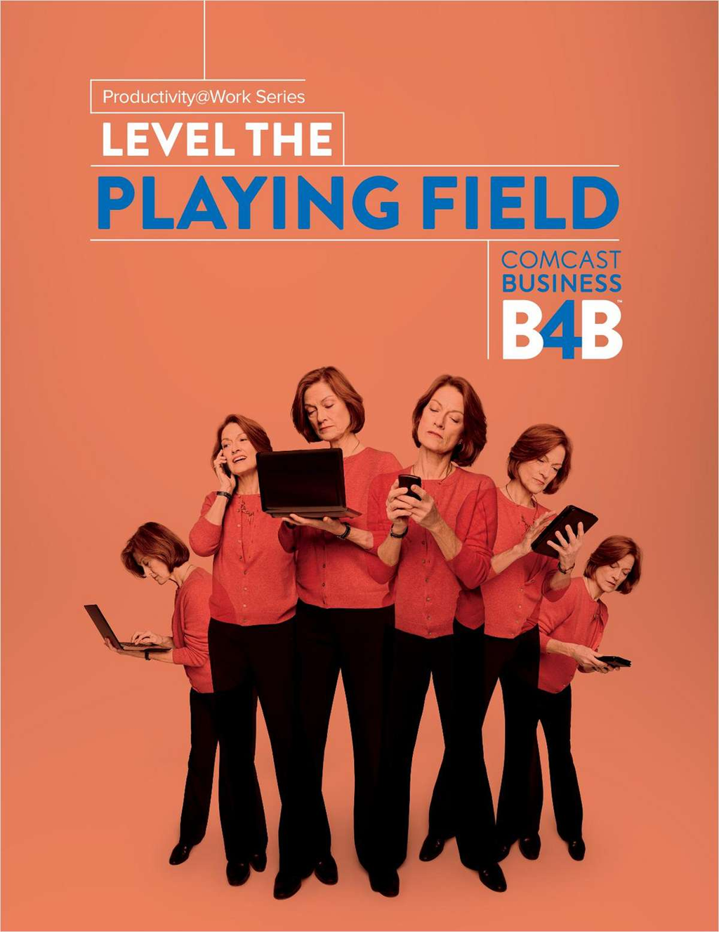 Level the Playing Field: Your Small Business Can Compete with the Big Guys (White Paper) Screenshot