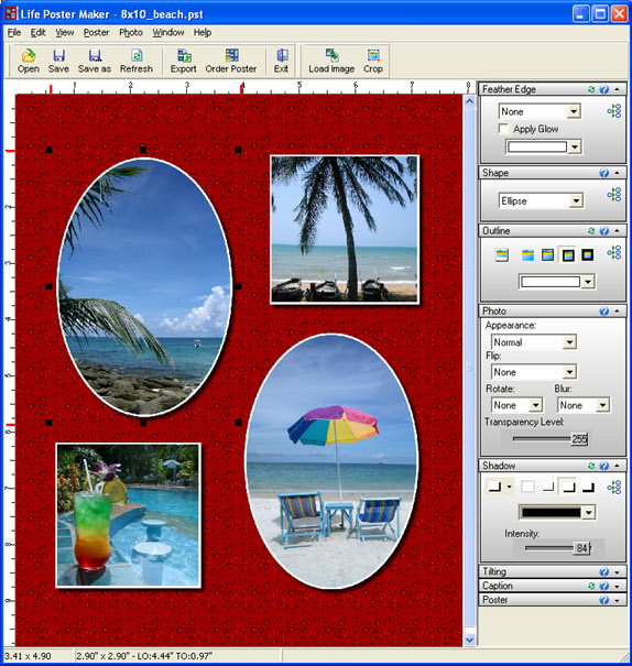 Life Poster Maker Screenshot