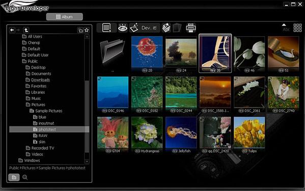 Light Developer - Matting Version Screenshot