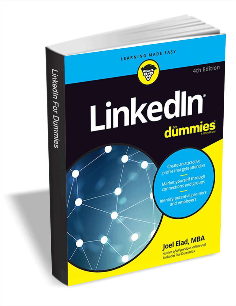 LinkedIn For Dummies, 4th Edition ($13 Value) FREE For a Limited Time Screenshot