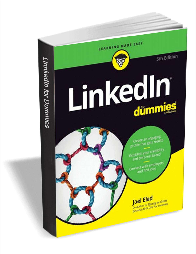 LinkedIn For Dummies, 5th Edition ($24.99 Value) FREE for a Limited Time Screenshot