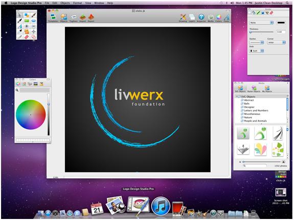 Logo Design Studio Pro Screenshot