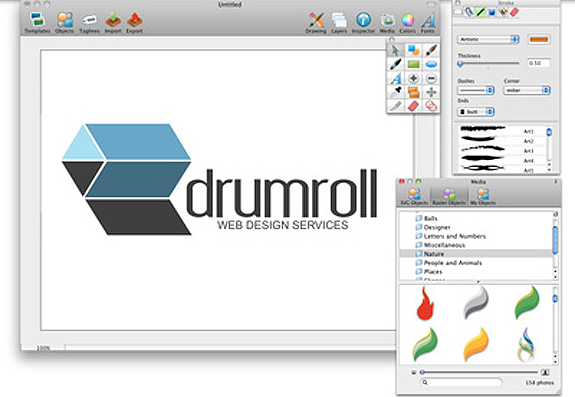 Logo Design Studio Pro 2 Screenshot